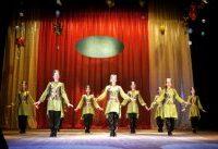 Ансамбль «Адыиф» образцовой хореографической студии «Фейерверк»